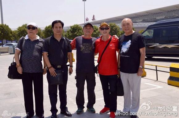 'Bốn thầy trò Đường Tăng' hội ngộ sau hơn 30 năm 2