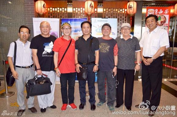 'Bốn thầy trò Đường Tăng' hội ngộ sau hơn 30 năm 3