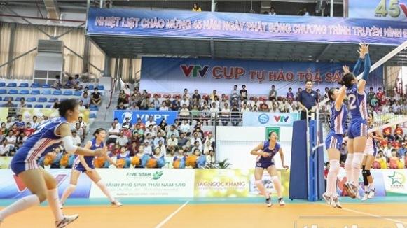 'Chân dài' CHDCND Triều Tiên dễ dàng đánh bại ĐT Philippines tại VTV Cup  4