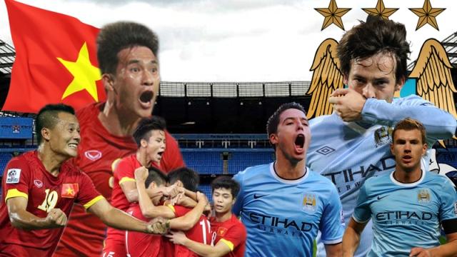 Giao hữu quốc tế ĐT Việt Nam vs Man City: Chờ đợi địa chấn? 1