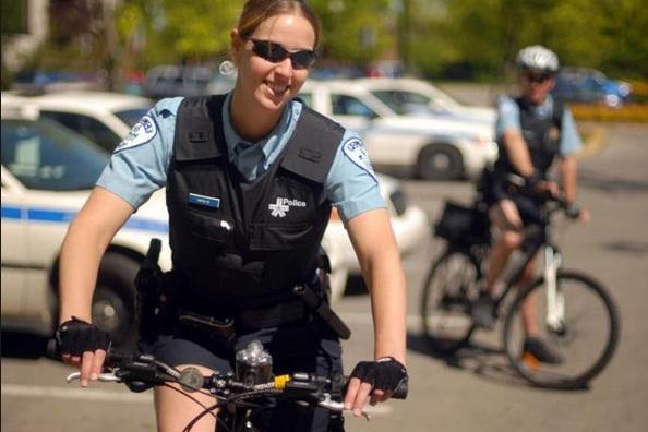 10 lý do khiến cảnh sát thế giới chọn tuần tra bằng xe đạp 2