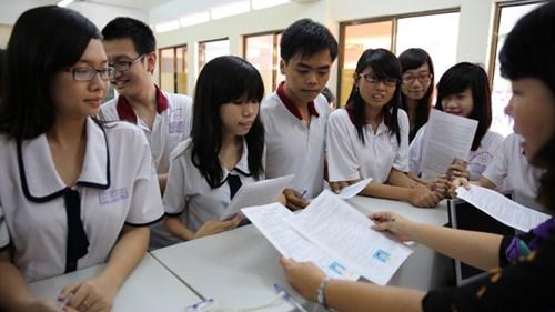 Dự kiến công bố ngưỡng điểm xét tuyển đại học vào hôm nay 1