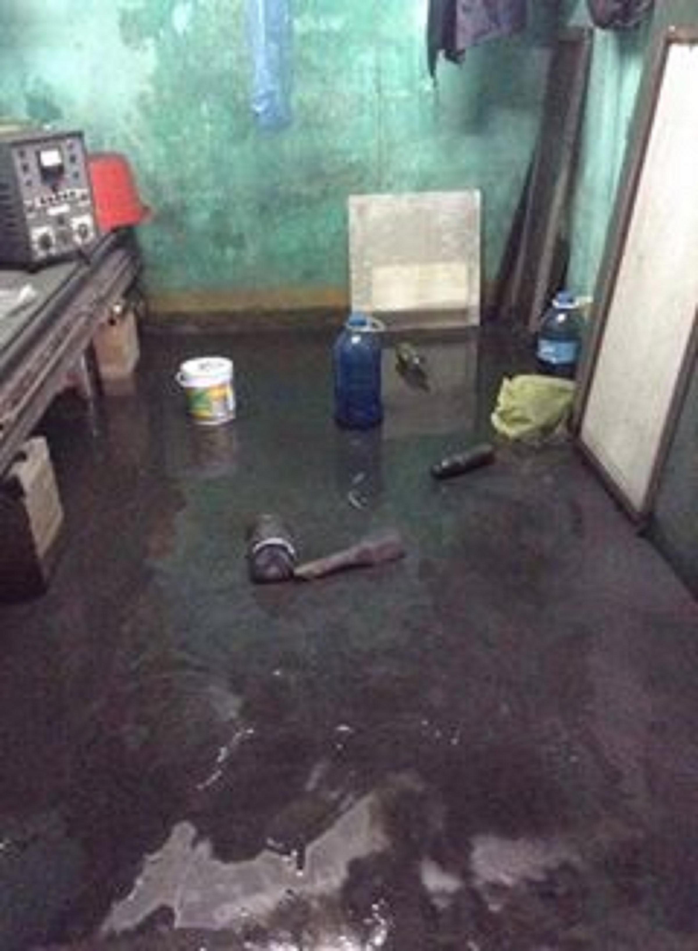 Cảnh tượng ngổn ngang sau trận mưa lụt lịch sử ở Quảng Ninh 2