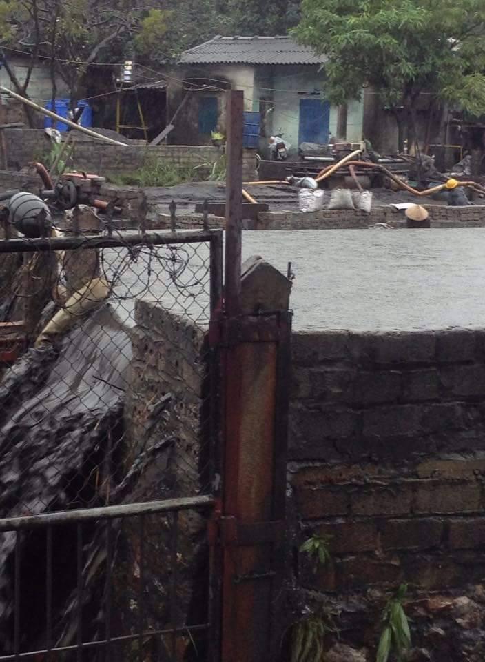 Cảnh tượng ngổn ngang sau trận mưa lụt lịch sử ở Quảng Ninh 9