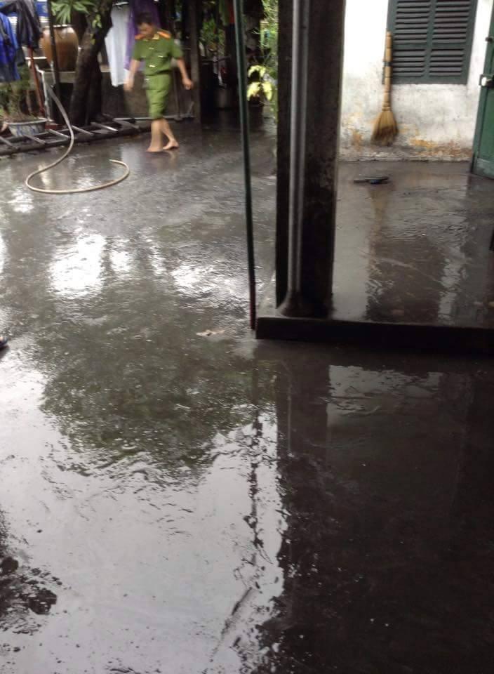 Cảnh tượng ngổn ngang sau trận mưa lụt lịch sử ở Quảng Ninh 10