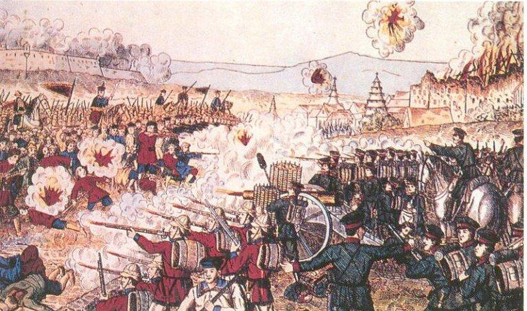 5 cuộc chiến kinh hoàng nhất trong lịch sử loài người 3