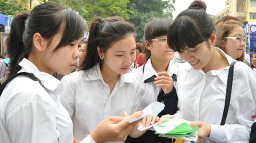 Bộ GD-ĐT sắp công bố điểm sàn ĐH, CĐ 2015 1