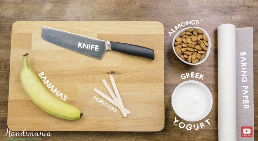 Video: Làm kem chuối hạnh nhân chỉ với 5 bước đơn giản 1