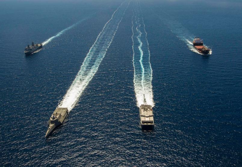 Tàu chiến duyên hải Mỹ: Quá khứ, hiện tại và tương lai 3