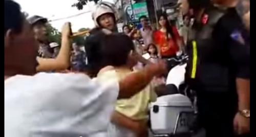 Vụ dân tố CSCĐ hành hung: Giám đốc Công an Ninh Bình lên tiếng 2
