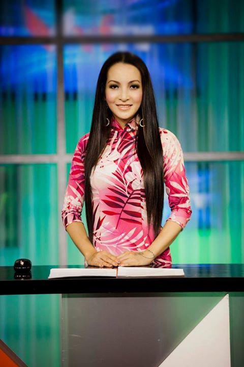 Diễn viên Linh Nga tái xuất xinh đẹp sau 10 năm 'mất tích' 3
