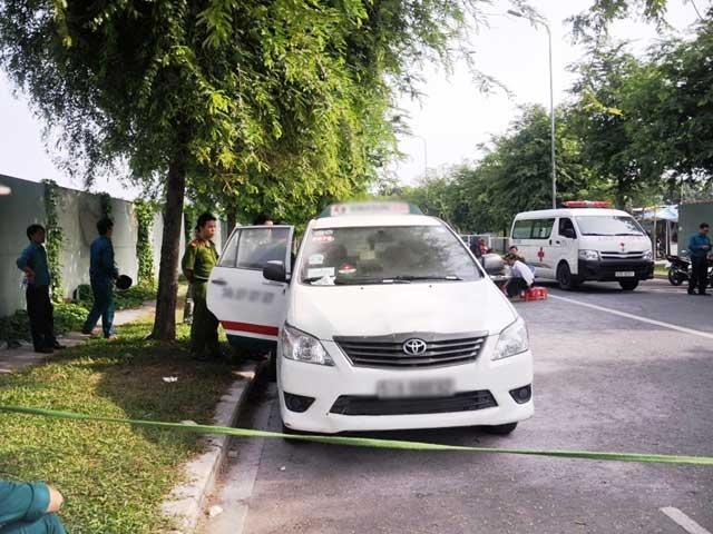 Nguyên nhân cái chết của tài xế trong xe taxi 1