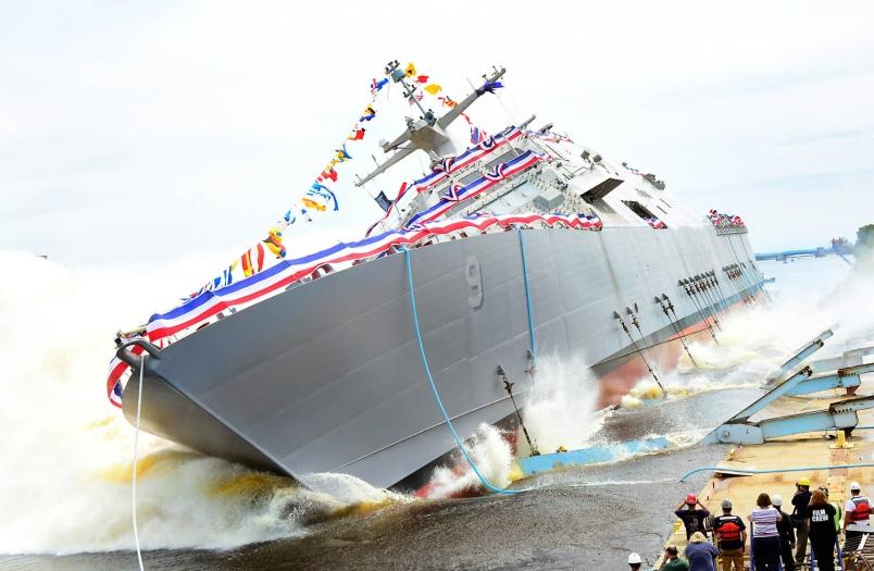 Tàu chiến duyên hải Mỹ: Quá khứ, hiện tại và tương lai 14