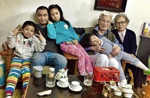 Tổ ấm hạnh phúc của Trần Lực và người vợ thứ ba 7