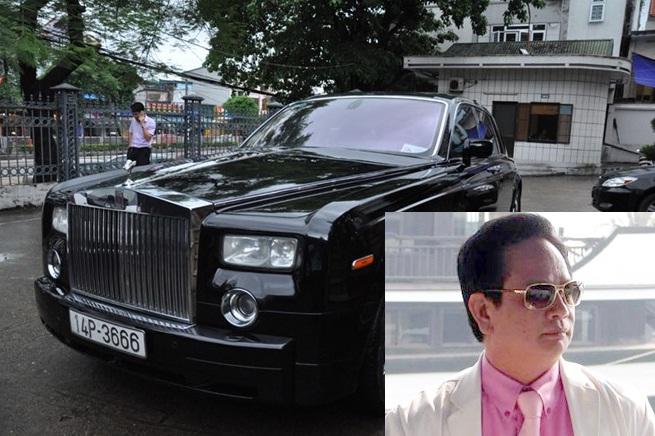 Đại gia tặng xe 39 tỷ cho vùng lũ Quảng Ninh giàu cỡ nào? 2