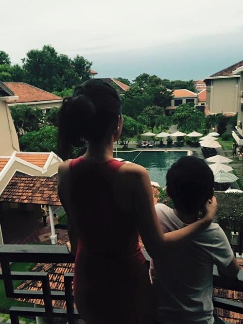 Facebook sao Việt: Bằng Kiều gửi lời yêu thương ngọt ngào tới Dương Mỹ Linh  8