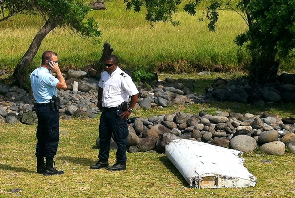 Quan chức Mỹ: Mảnh vỡ máy bay ở Ấn Độ Dương cùng loại với MH370 1
