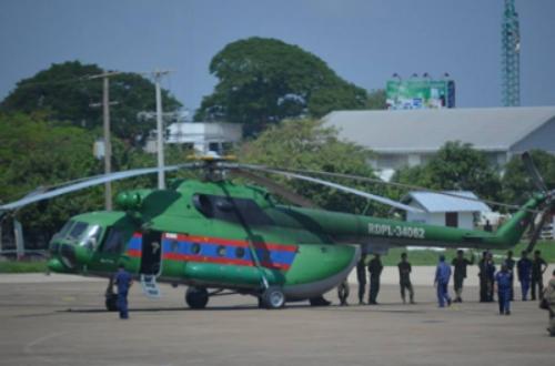 Tìm thấy 22 thi thể trên máy bay quân sự Lào mất tích 1