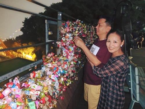 Facebook sao Việt: Bằng Kiều gửi lời yêu thương ngọt ngào tới Dương Mỹ Linh  10