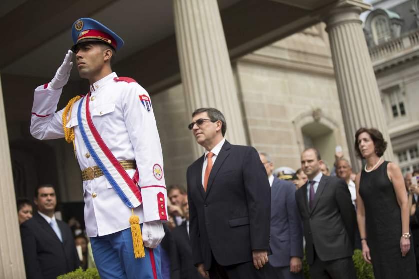 Bên trong đại sứ quán mới của Cuba tại Washington 6