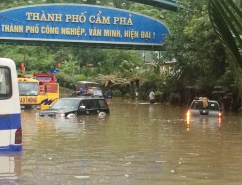 Mưa lũ ở Quảng Ninh: Hà Nội hỗ trợ 4 tỷ đồng để khắc phục mưa lũ 1