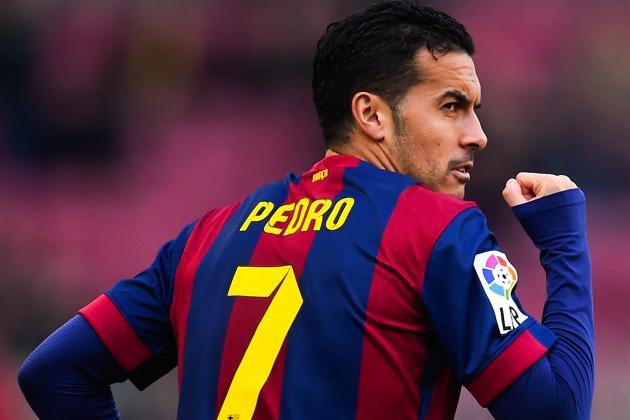 Tin chuyển nhượng ngày 31/7: Bayern tranh giành Pedro với M.U và Chelsea 1