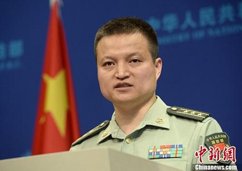 Đến lượt Trung Quốc tố Mỹ 'quân sự hóa' Biển Đông 1