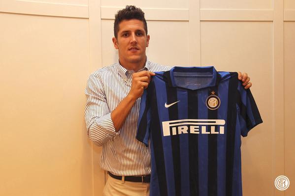 Tin chuyển nhượng ngày 1/8: Jovetic chính thức gia nhập Inter Milan 1