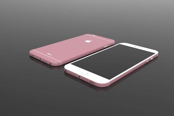 Mẫu thiết kế Iphone 7 độc đáo với nút home ảo