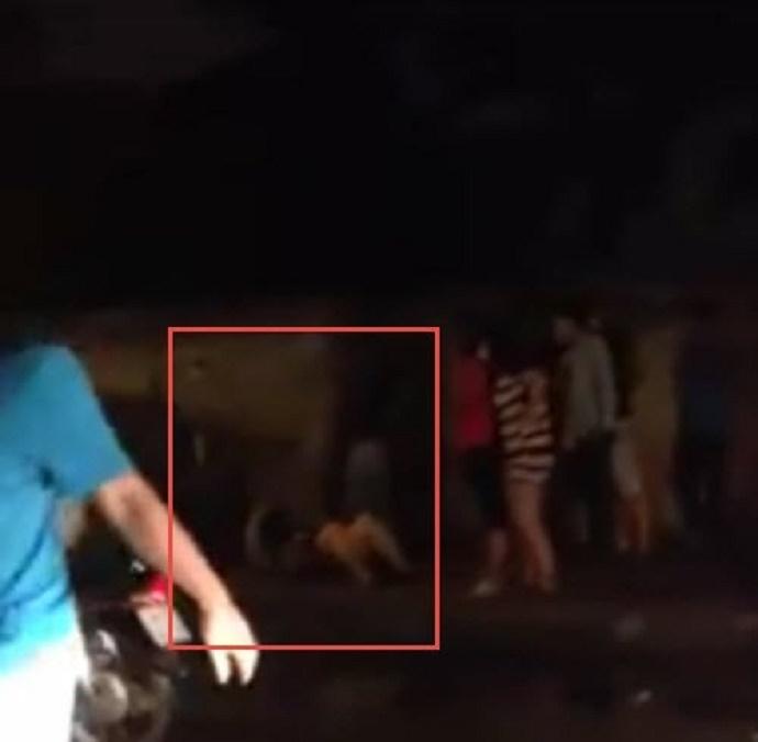 Hà Nội: Một phụ nữ bị đánh bất tỉnh sau va chạm giao thông 1