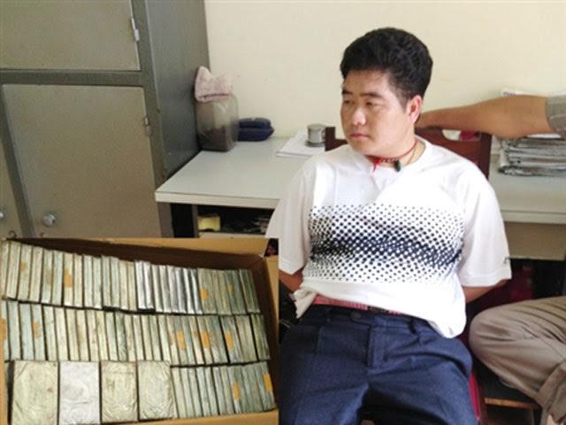 Tàng 'Keangnam' bị xét xử trong trại tạm giam 1