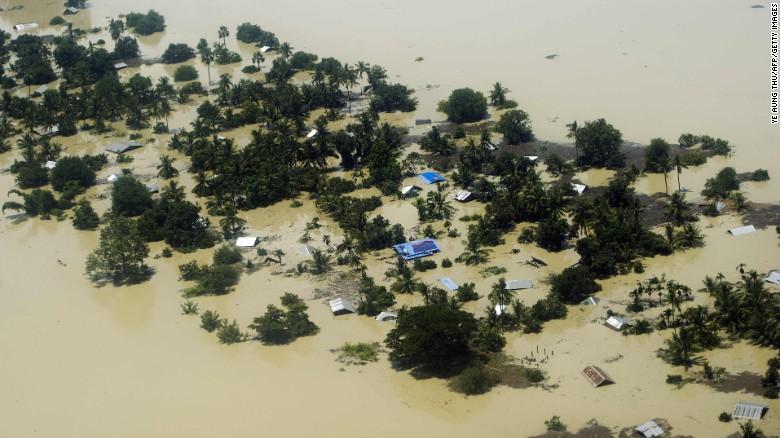 Lũ lụt kinh hoàng khiến ít nhất 178 người chết tại Ấn Độ 2