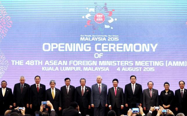 Mặc TQ tức tối, Philippines sẽ đưa Biển Đông vào Hội nghị Ngoại trưởng ASEAN 1