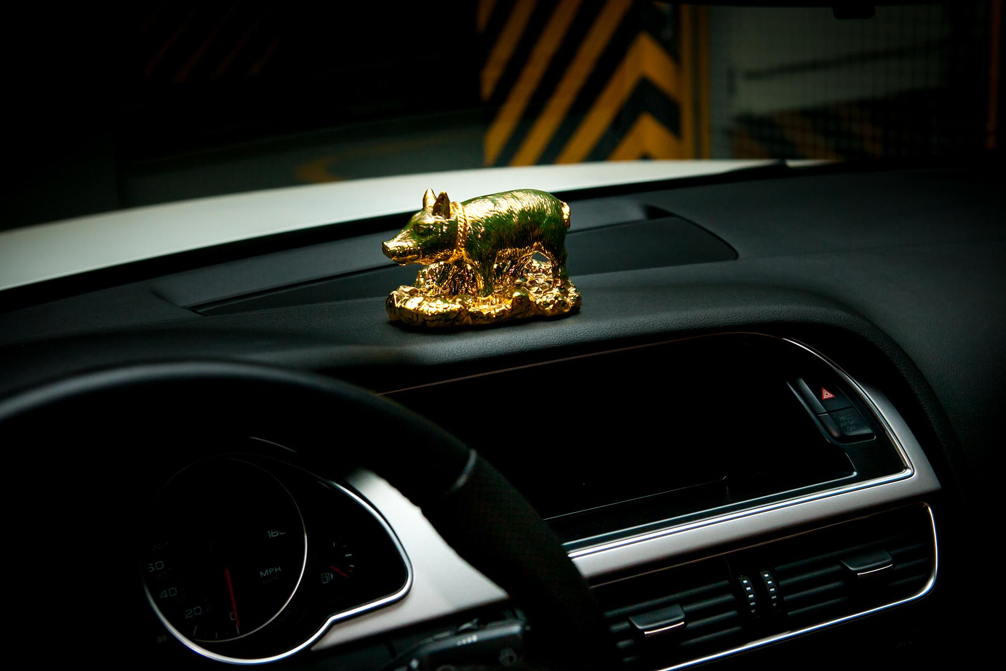 Hình ảnh Quý linh xe hơi – 12 con giáp: Bình an & may mắn số 12