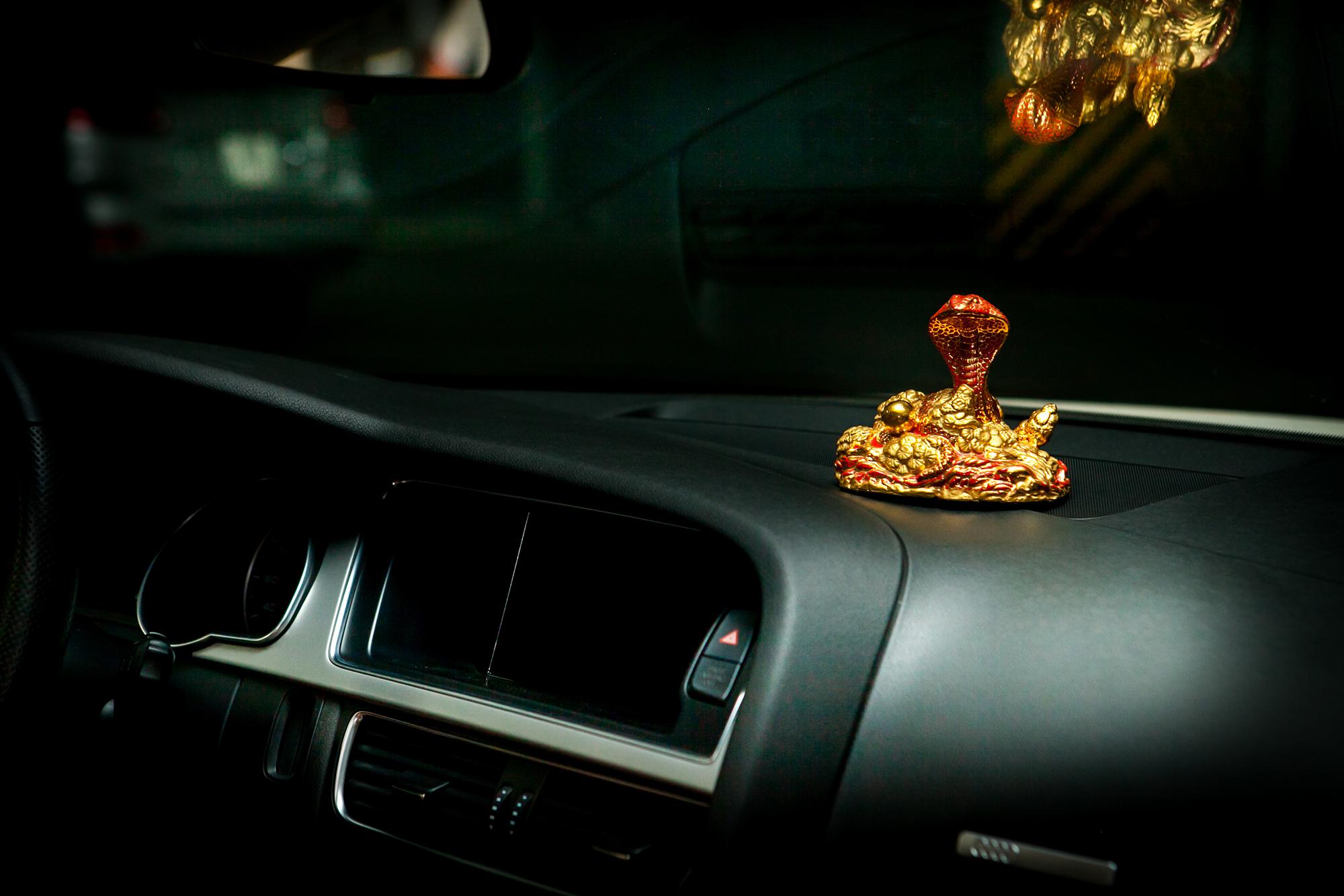 Hình ảnh Quý linh xe hơi – 12 con giáp: Bình an & may mắn số 6