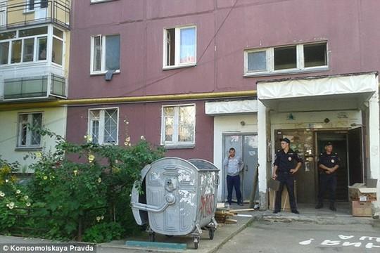 Chấn động 8 mẹ con bị thảm sát ở Nga 6