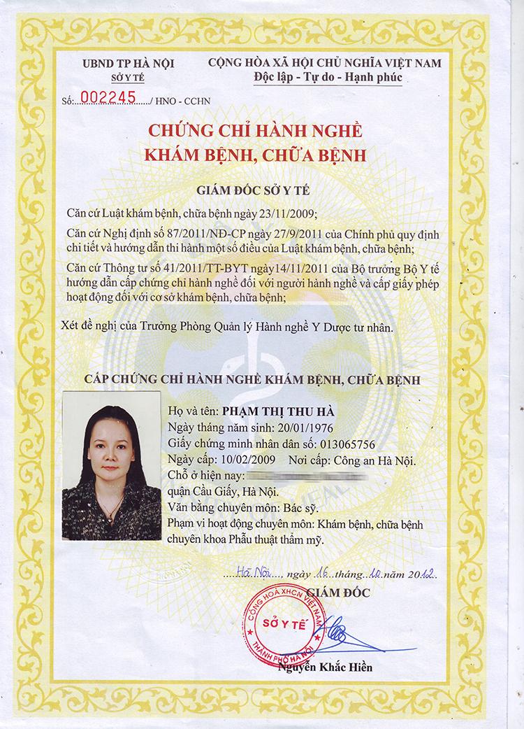Thẩm mỹ viện BS Hà Thanh tặng khách hàng 20\% khi nâng ngực nội soi 2