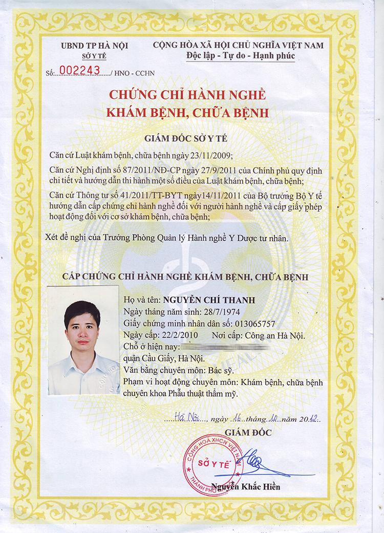 Thẩm mỹ viện BS Hà Thanh tặng khách hàng 20\% khi nâng ngực nội soi 3