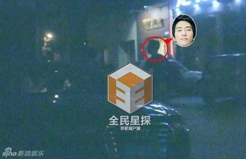 Lộ ảnh Song Seung Hun