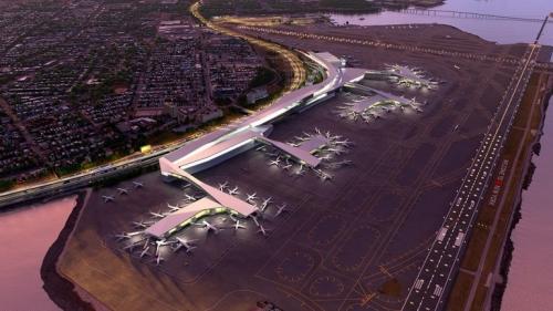 Chiêm ngưỡng sân bay gần trăm nghìn tỉ gây choáng 2