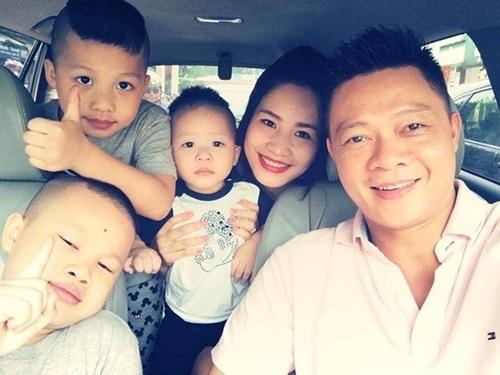 MC Quang Minh khoe bài văn tả chó dí dỏm của con trai 5