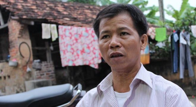 """Ông Nguyễn Thanh Chấn gửi đơn tố cáo """"nhân chứng mới"""" 1"""