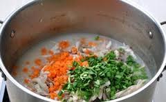 Cách nấu cháo gà thơm ngon bổ dưỡng đơn giản nhất 9