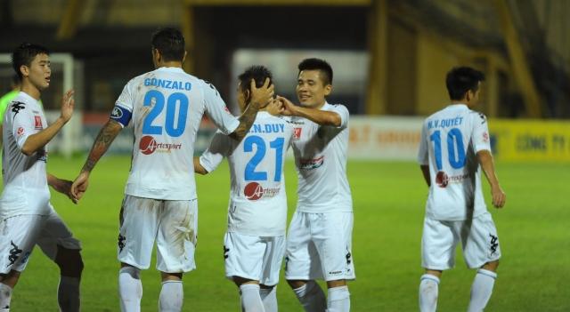 Điểm tin thể thao sáng 7/8: Hà Nội T&T lập hat-trick giải thưởng tháng 7 1