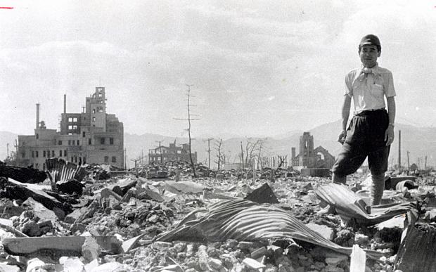 Thảm họa thả bom nguyên tử Hiroshima và những con số biết nói 2