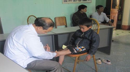 Gần 200 trẻ khuyết tật ở vùng sâu tỉnh Sơn La được phẫu thuật miễn phí 1