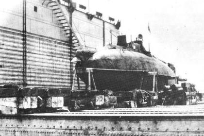 Lộ diện tàu ngầm bí ẩn của Nga sau 100 năm ngủ yên dưới lòng biển 2