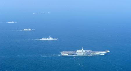 Chuyên gia Nga: Trung Quốc sẽ đại bại nếu đối đầu với tàu sân bay Mỹ 1