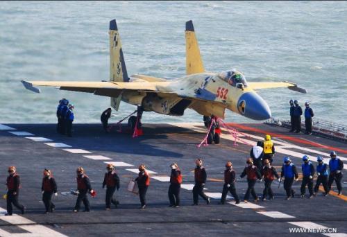 Trung Quốc rò rỉ thông tin tuyệt mật về kế hoạch đóng tàu sân bay 1