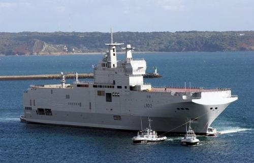 Về bài báo Nga nói Việt Nam có tiềm năng mua tàu Mistral của Pháp 4